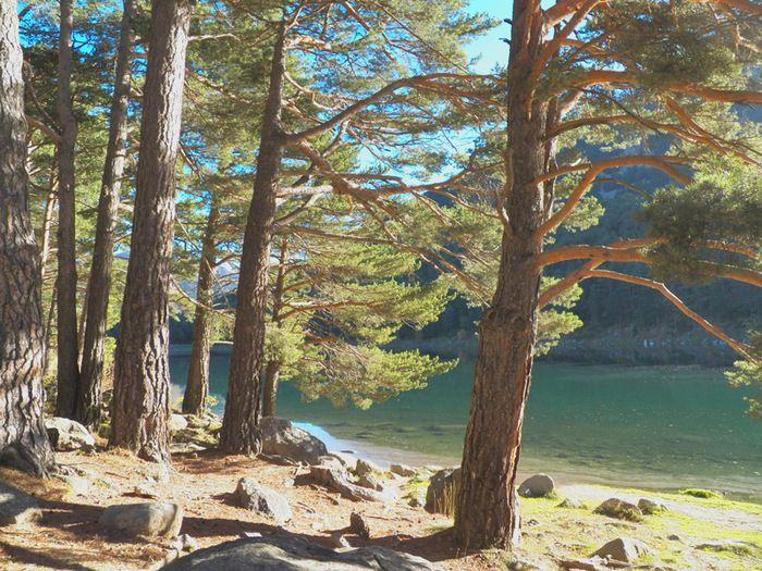 Le lac d'Engolasters près d'Andorre-la-Vieille #hiking #Andorra #travel #nature