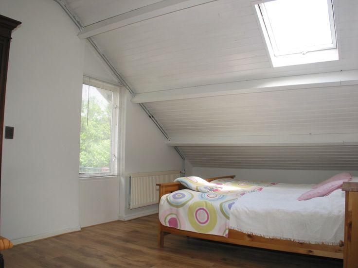 uitgebouwde slaapkamer