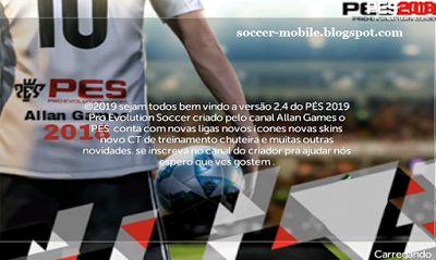 Download FTS Mod PES 2018 v2.4 By Allan Games
