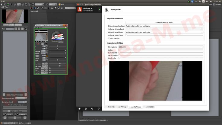 Come Trasmettere Un Video Al Posto Della Webcam Su Linux  #Linux #cam #webcam #fake #ubuntu #webcamstudio #tutorial #guida #italia #italiano #mint #webcam