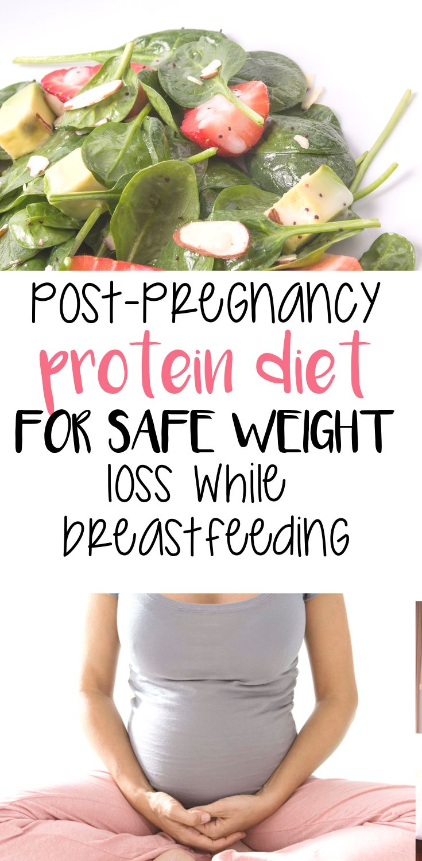 Diät nach der Schwangerschaft für eine sichere Gewichtsabnahme  – Let's start a FAMILY