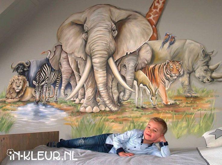 dexter muurschildering - Google zoeken