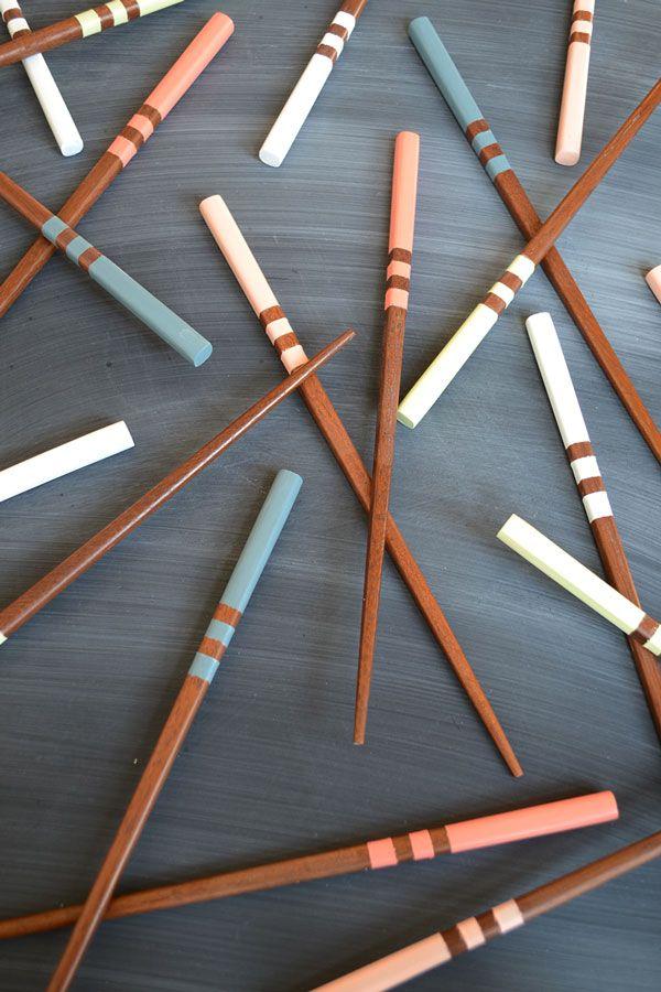 Custom Chopsticks for Valentine's Day   Storypiece.net