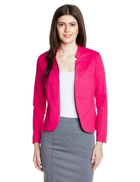 LadyIndia.com # Koti, People Women's Cotton Casual Jacket Designer Women Coats & Jackets, Coats, Jackets, Long Coats, Koti, https://ladyindia.com/collections/western-wear/products/people-womens-cotton-casual-jacket-designer-women-coats-jackets