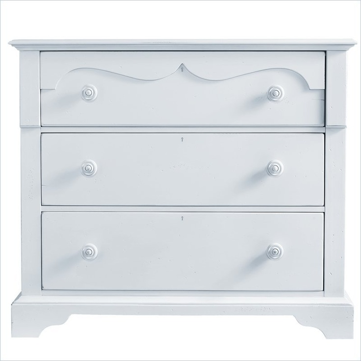 Stanley Furniture Coastal Living 3 Drawer Lakeside Chest