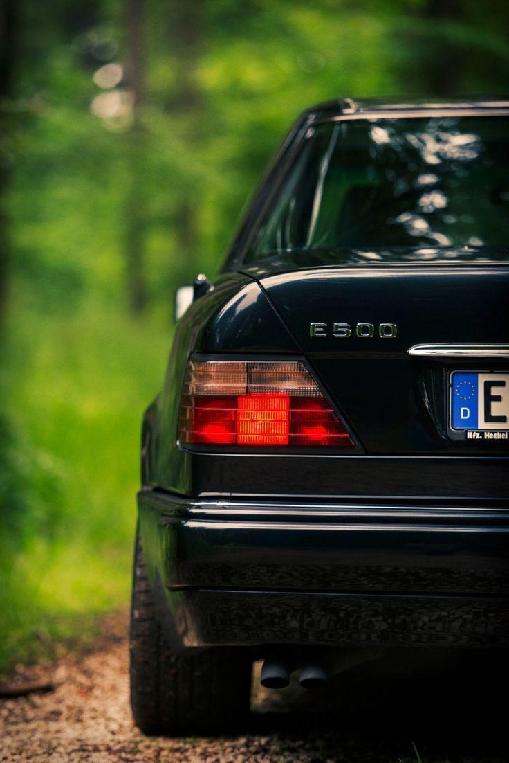 Wolf Im Schafspelz Mercedes Benz E 500 Limited W124 Mersedes Amg Mersedes Bens Bystrye Avtomobili