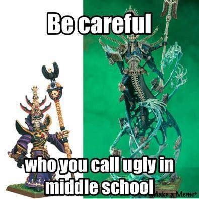 Warhammer Fantasy Battles Funny Picture #warhammer #ageofsigmar #aos #sigmar #wh #whfb #gw #gamesworkshop #wellofeternity #miniatures #wargaming #hobby #fantasy