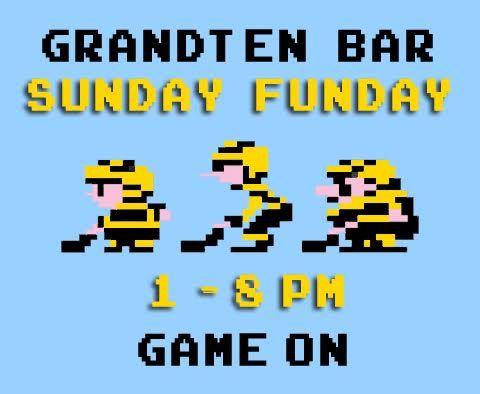 Come hang out with us at GrandTen Distilling in South Boston for a relaxing Sunday afternoon.  We're dusting off the old Nintendo and mixing up some deliciously sessionable cocktails for your gaming pleasure.  It's like your own personal basement game room, except with a bartender.  Enjoy a great selection of classic board games, retro video games, and bar games like shuffleboard and foosball. Got a favorite board or card game? Bring them with you. Tapletop gaming group? Bring them and use…