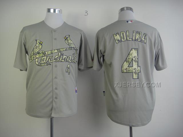 http://www.xjersey.com/cardinals-4-molina-grey-camo-number-jerseys.html Only$34.00 CARDINALS 4 MOLINA GREY CAMO NUMBER JERSEYS Free Shipping!
