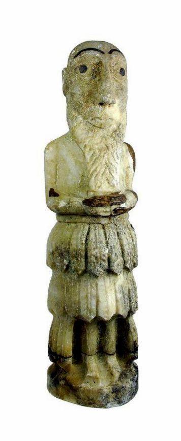 Sumerian Statue  - 2500 BC.