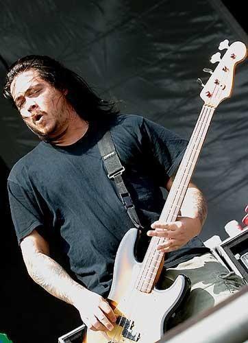 R.I.P.  Deftones bassist Chi Cheng
