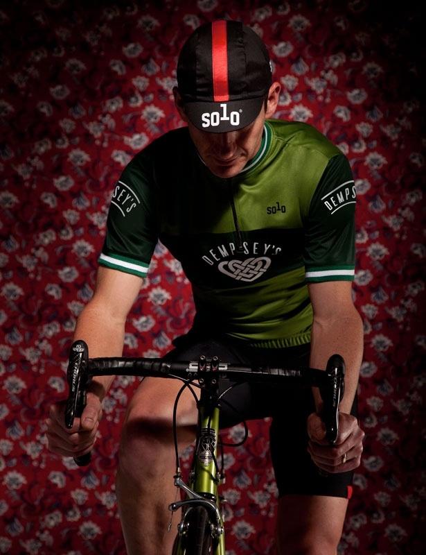 Dempsey's jersey: Z Bikes Ss15, Dempsey Jersey, Cycling Style