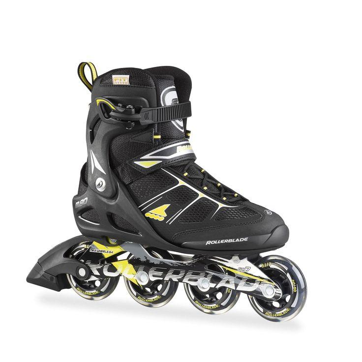 ROLLERBLADE MACROBLADE 80, Geef anderen het nakijken met deze Rollerblade Macroblade 80 skates