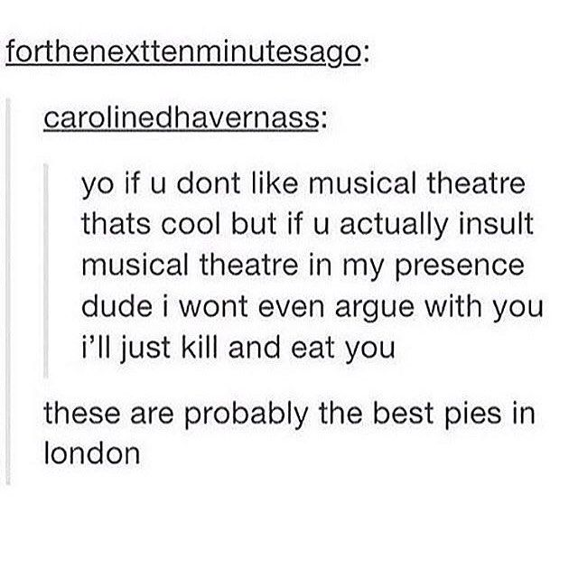 This is me with everything though, if you don't like what I like it's cool but no reason to insult it