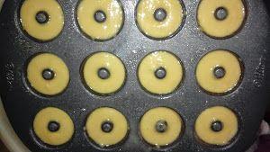Cómo hacer unos donuts o donas de tamaño mini y, además, en el horno