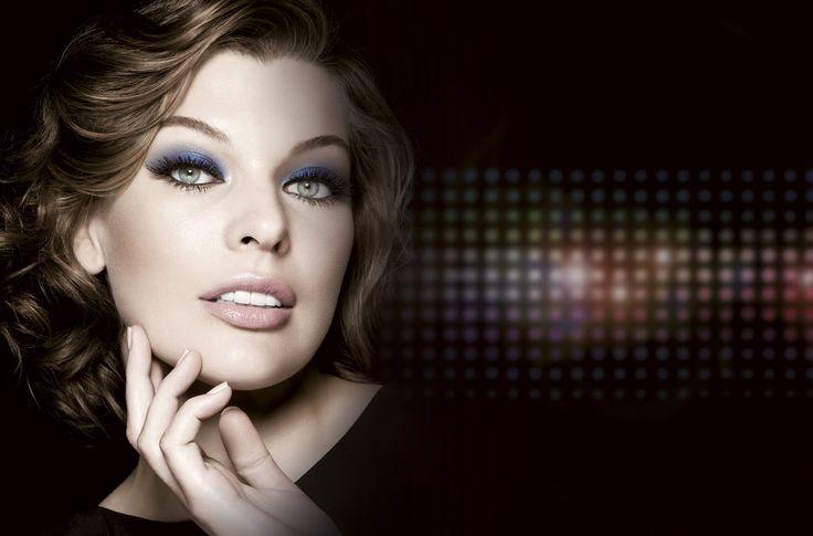 always delightfully stunning.: Eyeliner Styles, Millajovovich, Mascaras L Oreal, Eye Makeup, Eyeliner Makeup, Milla Jovovich, Mascaras Loreal, Eye Liner, Eye Pop