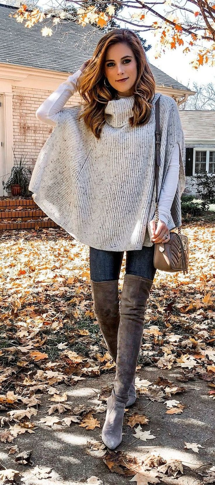 25 Breathtaking Fall Outfits To Look Fantastic – Hair Makeup & Clothes