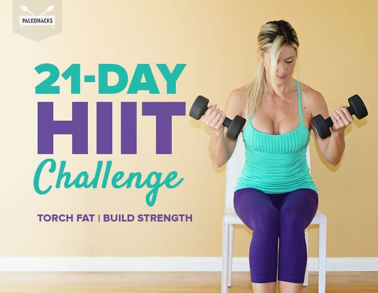 Torch fat and build strength with this easy, effective workout!