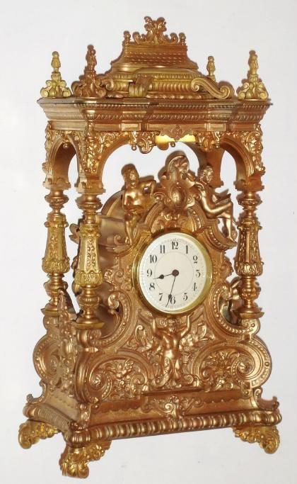 Reloj de mesa relojes de mesa pinterest mesas - Relojes decorativos de mesa ...