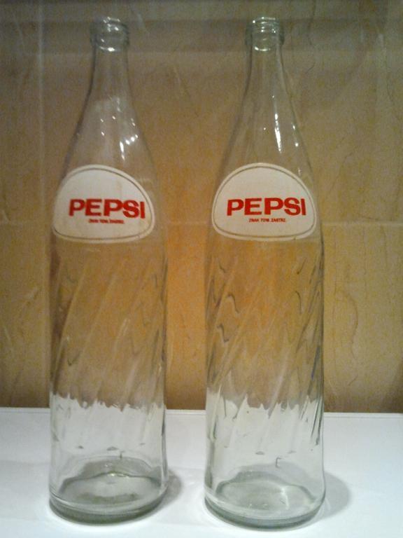 butelki po PEPSI pamiątka PRL!!! bzcm