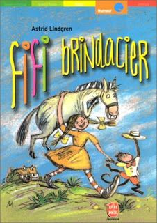SuperChouette: Fifi Brindacier
