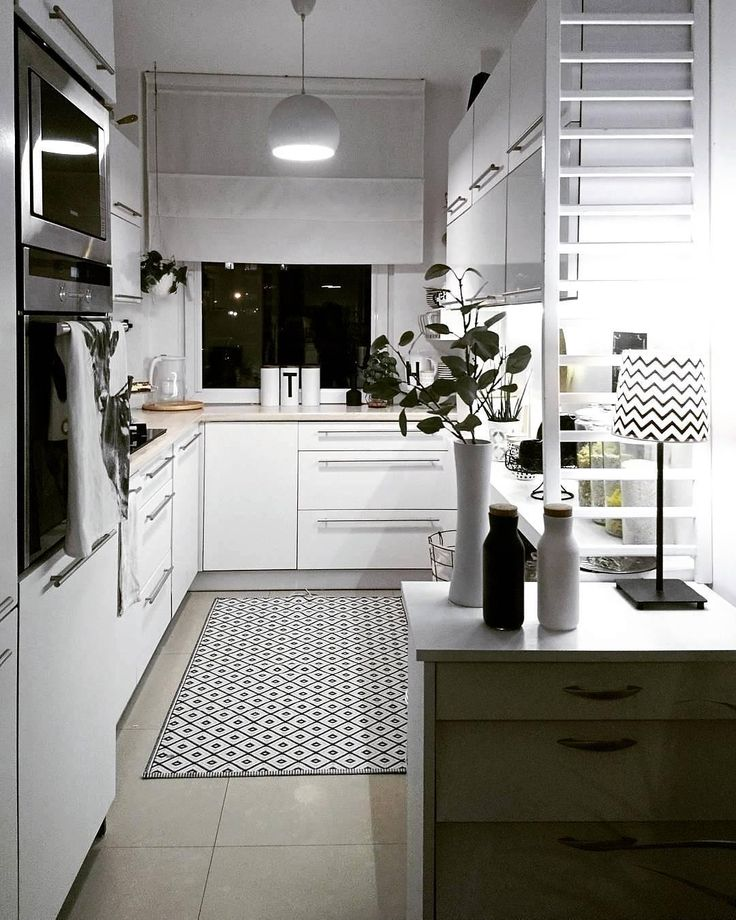 608 besten Küche Bilder auf Pinterest Dekorieren, Weiss und - skandinavisches kuchen design sorgt fur gemutlichkeit