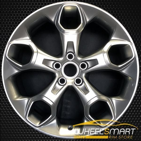 19 Ford Escape Oem Wheel 2013 2016 Silver Alloy Stock Rim 3947 In 2020 Oem Wheels Wheels For Sale Ford Escape