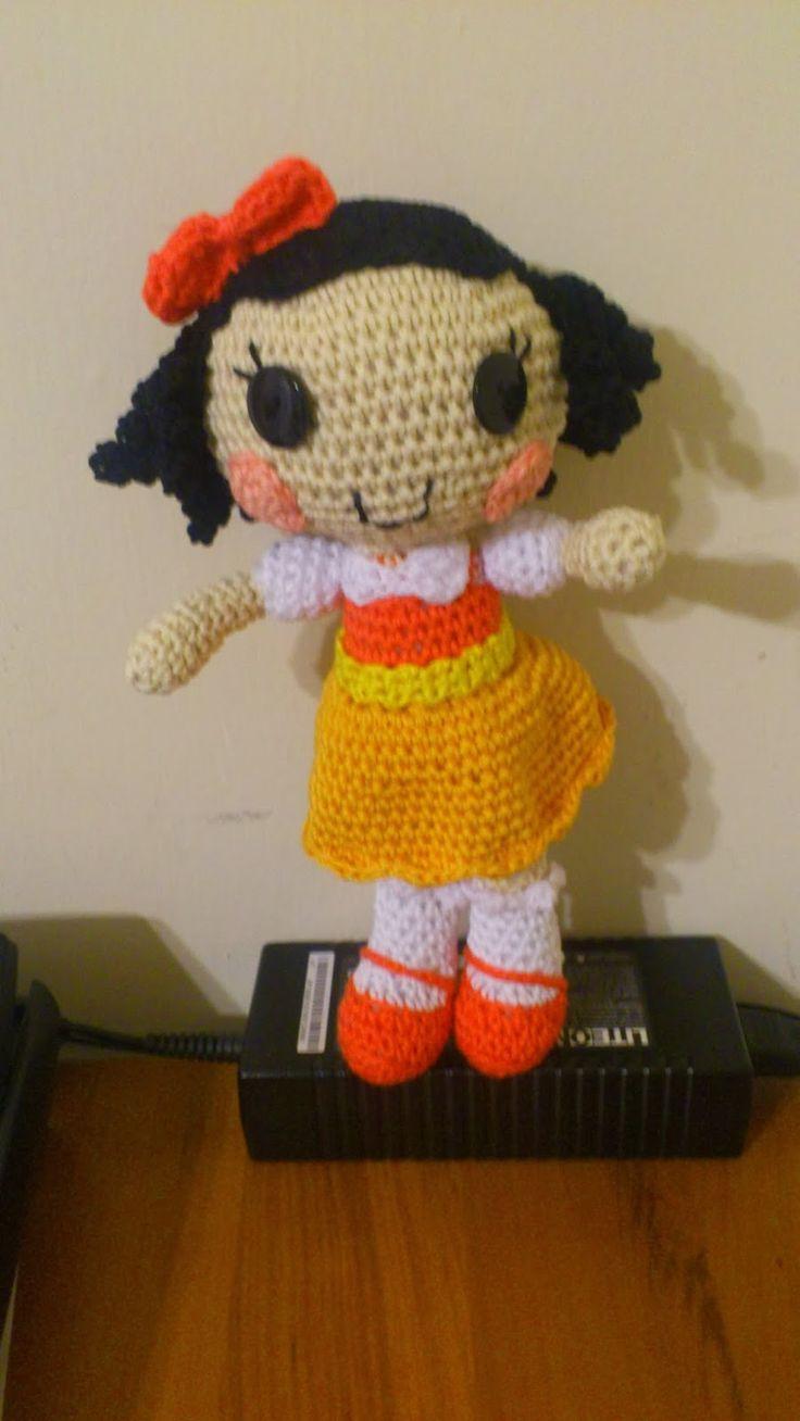 531 best lalaloopsy dolls images on pinterest dolls cook novedades jenpoali patron mueca lalaloopsy modelo 2 amigurumi crochet toys patternscrochet bankloansurffo Images