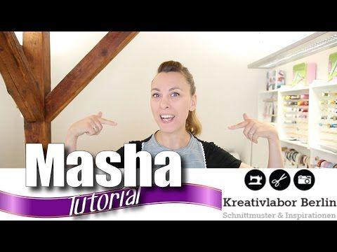 Shirt Masha (Kreativlabor Berlin) Schritt für Schritt - mit Anna von ein...