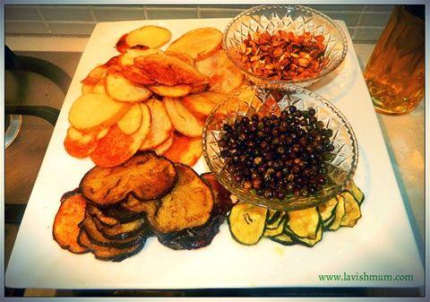 Snacks - www.lavishmum.com