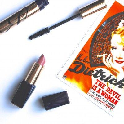 Estee Lauder Sumptuous Extreme Mascara & Pure Color Envy Lipstick Shade Desirable
