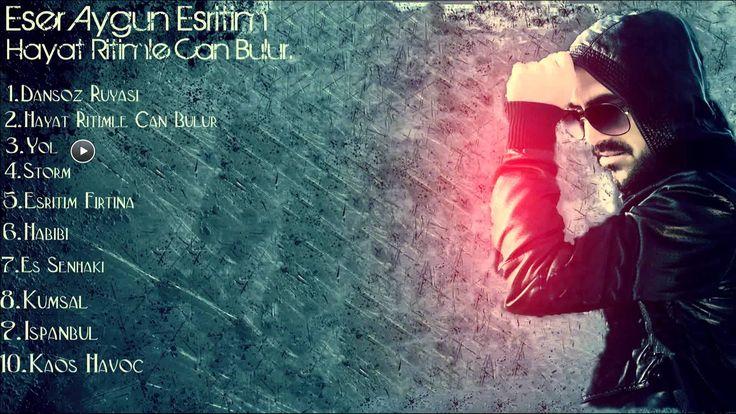 Eser Aygün Esrhythm Official Albüm Teaser 2.