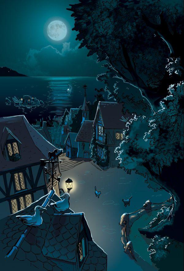 Fairy Oak: The Village #ElisabettaGnone #libri #books #romanzo #novel #art #drawing #picture #sketch #draw #artist #illustration #pencil #reading #fable #fiaba