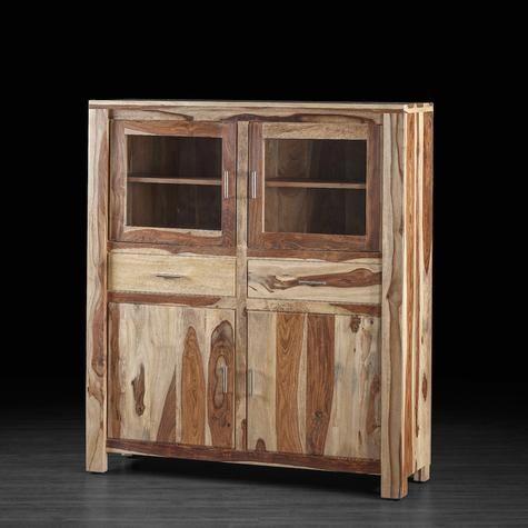 Cabinet Sandy avec 4 portes et 2 tiroirs