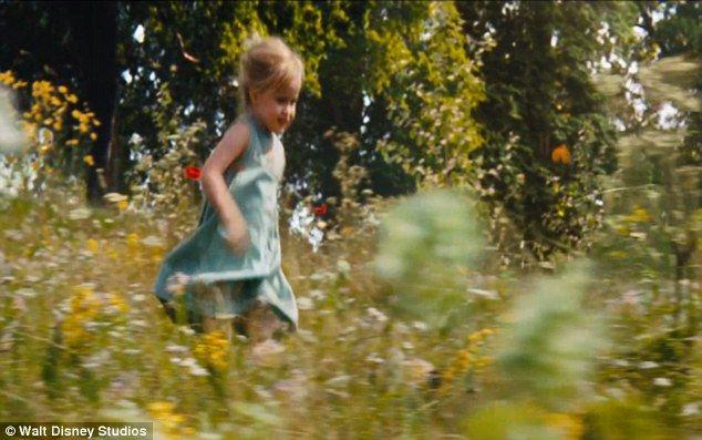 Vivienne makes her big screen debut with Angelina Jolie in ...