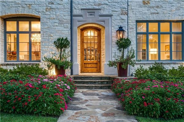 GORGEOUS FRENCH FRESHER CONSTRUCTION HOME | Texas Luxury Homes | Mansions For Sale | Luxury Portfolio