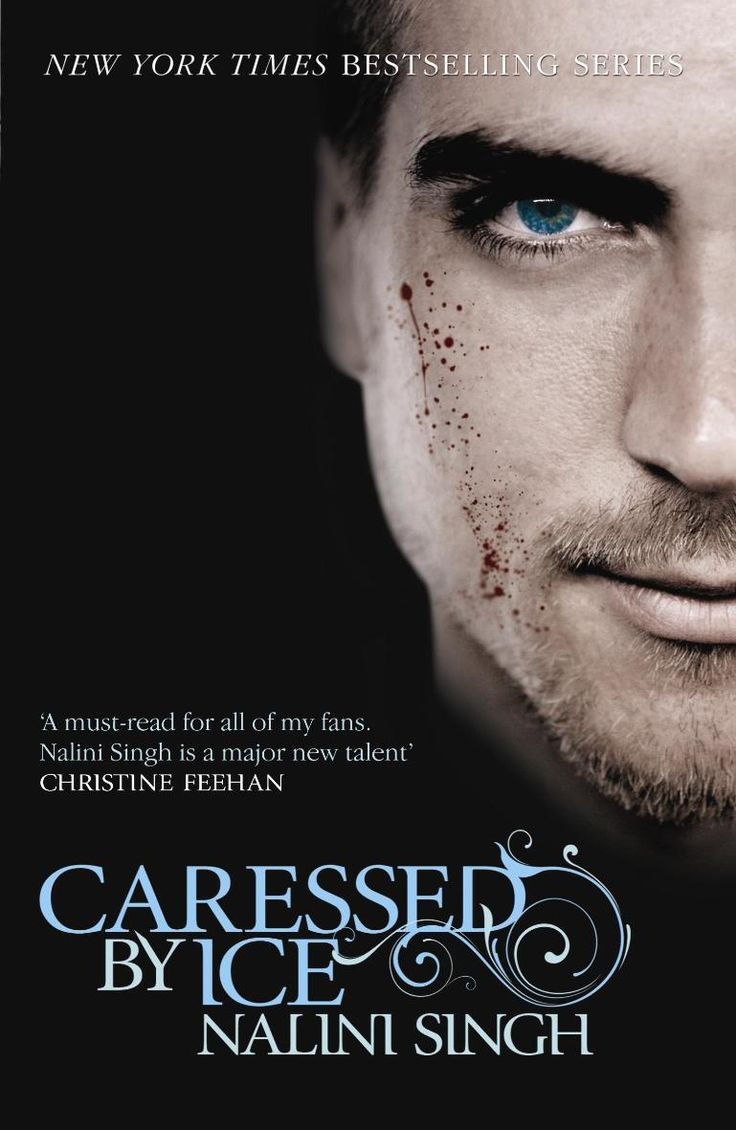 Caressed By Ice (psychangeling, Book #3) By Nalini Singh: