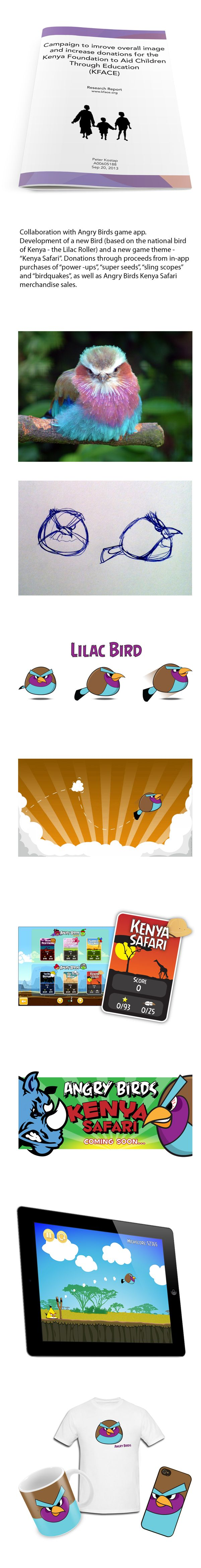 Angry Birds/KFACE collaboration (proposal)
