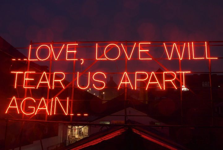 Victoria Lucas Richard William Wheater 12 Months Of Neon Love2