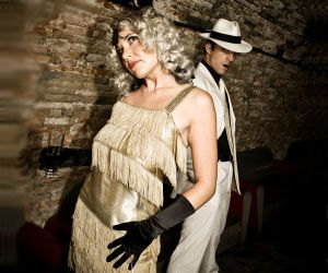 Learn all about the roaring 20s gangster slang and the slang of the jazz age.
