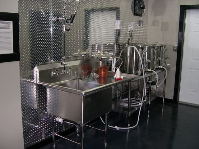 Attirant Image Result For Home Brewery Layout #homebrewingequipment #homebrewingsetup