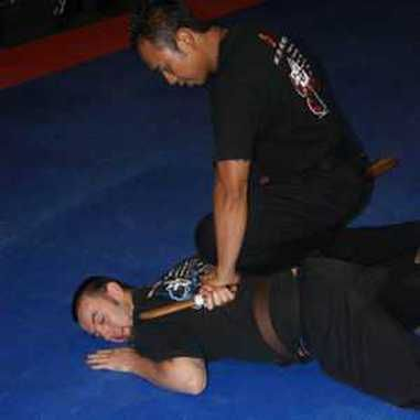 Capturing your attacker requires a high level of skill, it's not something that most beginner students are capable of early in their training. It's a worthwhile outcome though, arresting a person and handing them over to the police may just save someone else's life.    http://www.guestsmartialarts.com.au/teens-martial-arts.html