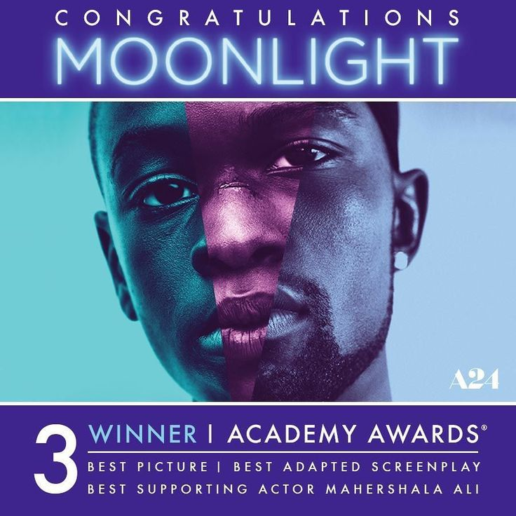 Congrats to our client @A24 on their #Oscars wins for @moonlightmov! Best Picture -Best Adapted Screenplay -Best Supporting Actor (@mahershalaali)#oscars #moonlight #bestpicture #bestadaptedscreenplay #bestsupportingactor #mahershalaali #moonlightmov