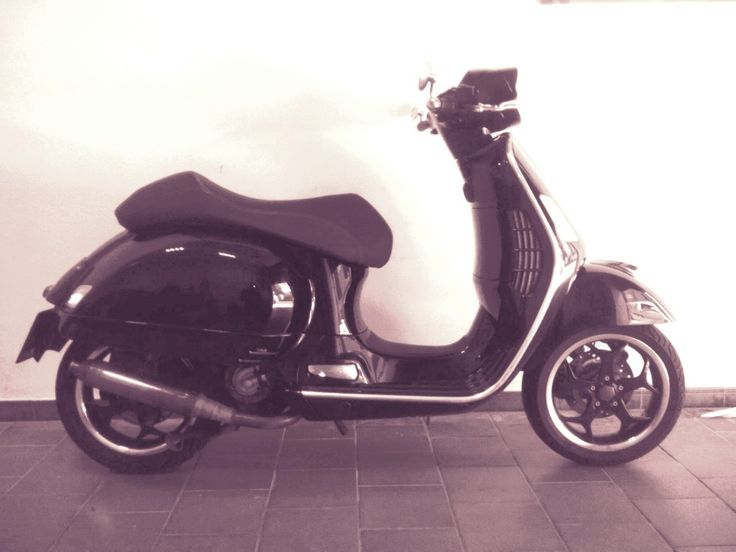 Vespa 250