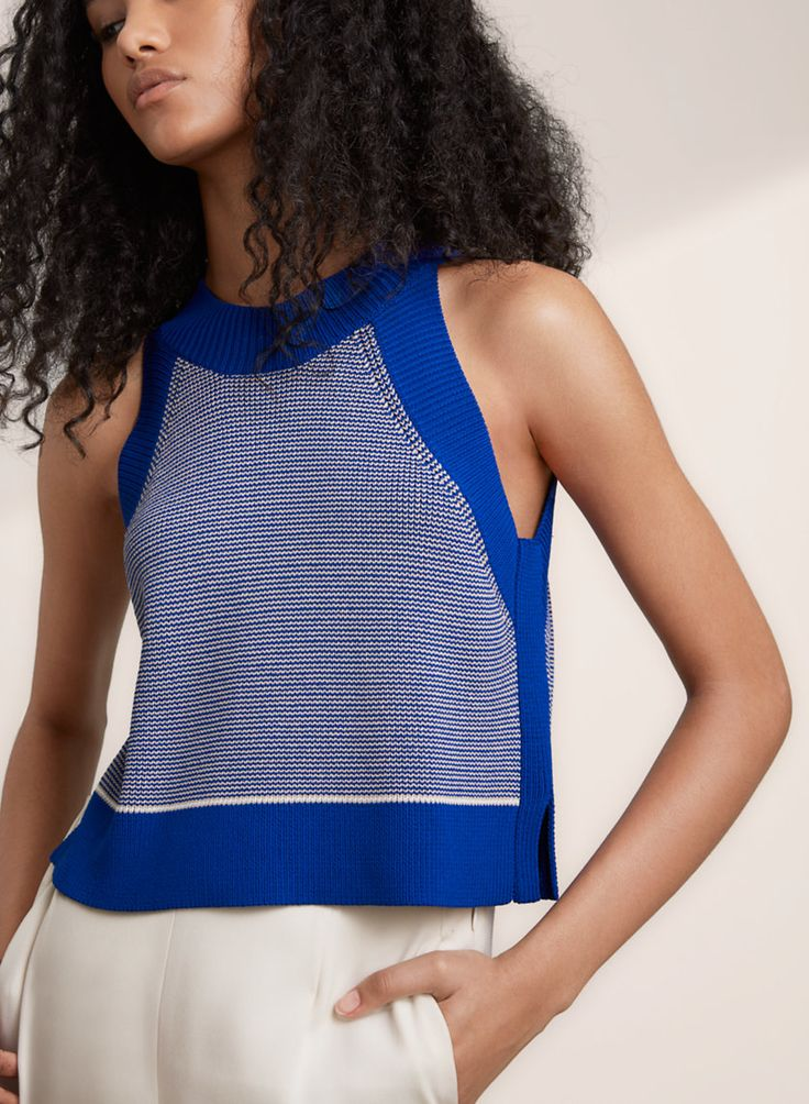 Wilfred CREVIER KNIT TOP | Aritzia