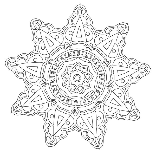 176 best Free Adult Coloring Pages images on Pinterest | Mandalas ...