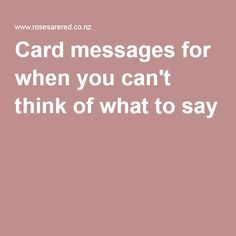 473 best card sentiments and messages images on pinterest thoughts make your gifts special make your life special card messages for when you cant think of what to say m4hsunfo