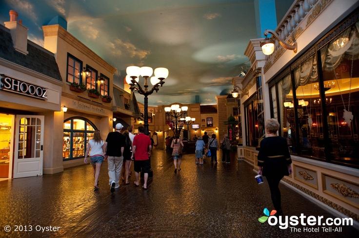 Paris shops | Paris Mall Shops at Paris Las Vegas | Oyster.com -- Hotel Reviews and ...