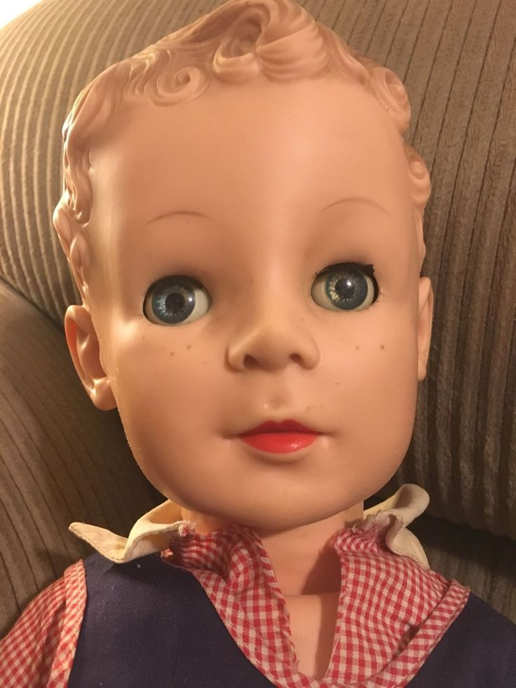 1349 Best Vintage Dolls 50 S 60 S 70 S Images On Pinterest