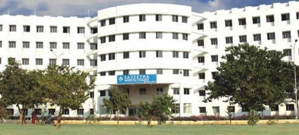 Saveetha Medical College Bds Admission 2017